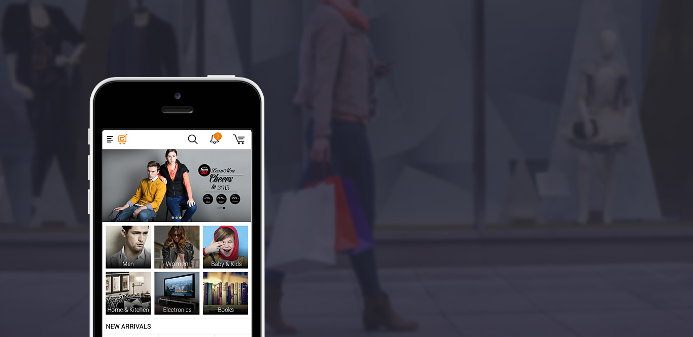 Build Magento Mobile App in Android & iOS for your eCommerce Store